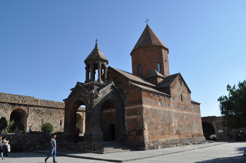 Церковь Астватцацин (Богородицы), Хор Вирап, Армения