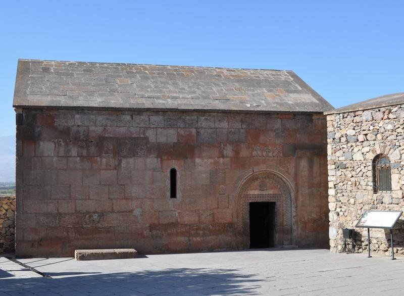 Часовня, Хор Вирап, Армения
