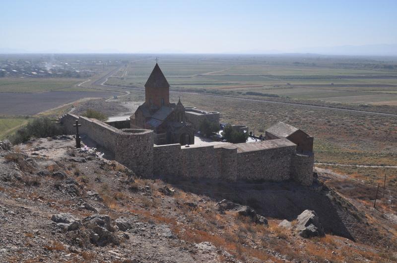 Монастырь Хор Вирап, Армения