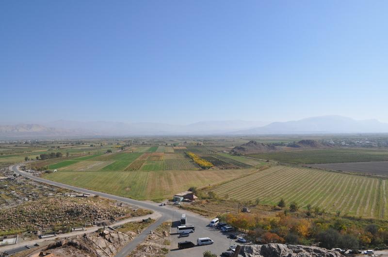 Монастырь Хор Вирап, Армения, окрестности