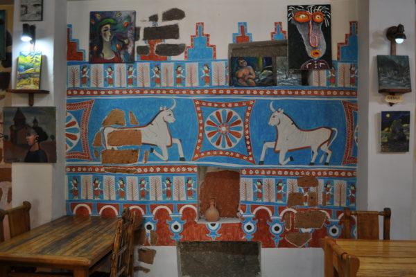 Вагаршапат, дом Мачаненц