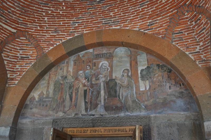 церковь Сурб Гаянэ, монастырь Эчмиадзин, Вагаршапат, Армения
