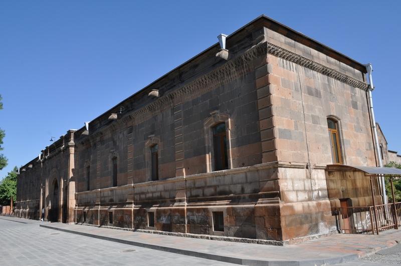 монастырь Эчмиадзин, Вагаршапат, Армения