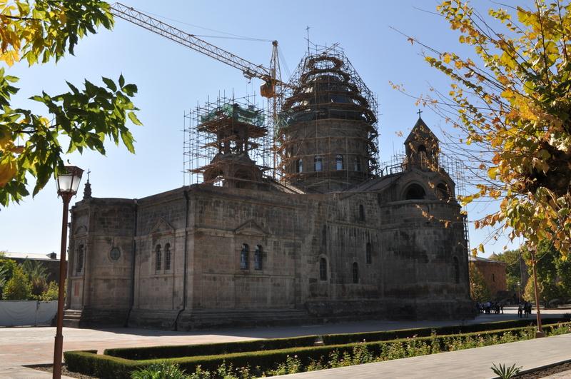 Кафедральный собор Сурб Эчмиадзин, Вагаршапат, Армения