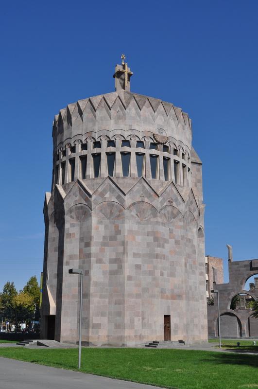 Церковь святых Архангелов, монастырь Эчмиадзин, Вагаршапат, Армения