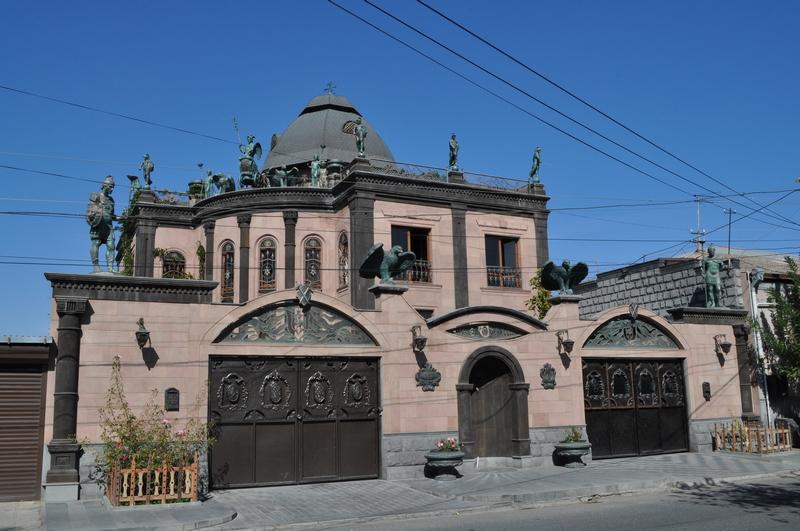 Вагаршапат, Армения