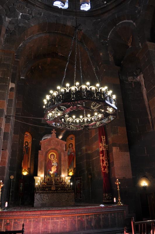 Церковь святой Рипсимэ, Вагаршапат, Армения