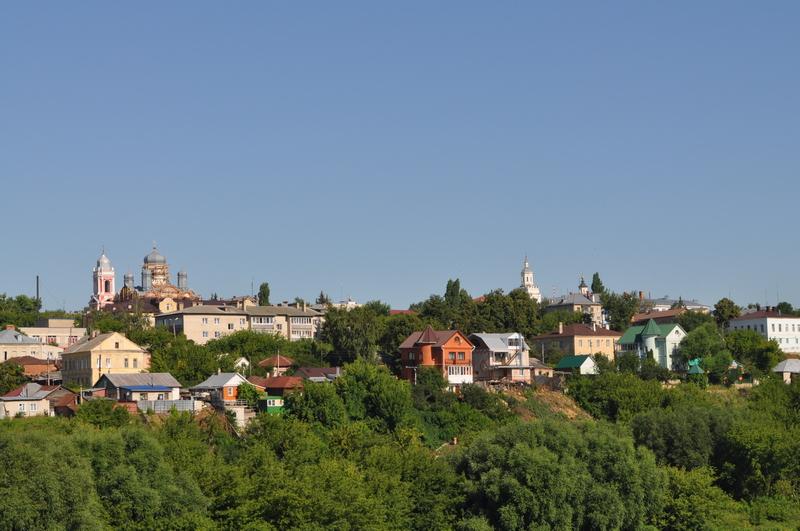 Церковь Архангела Михаила и Преображенская церковь, Елец