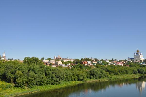 Велопоход Елец - Данков