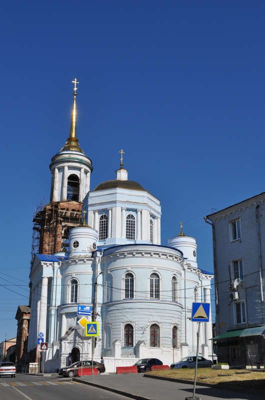 Успенская церковь в Ельце