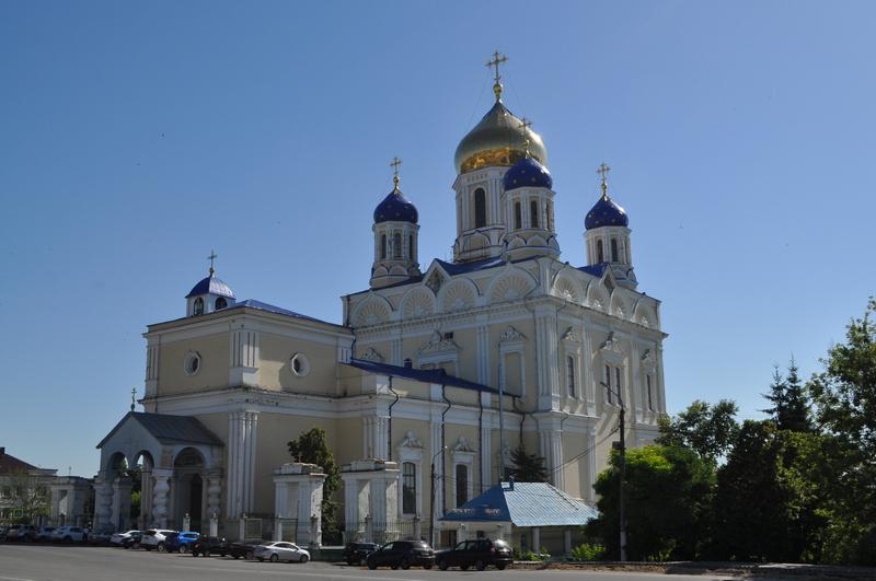 Вознесенский кафедральный собор, Елец