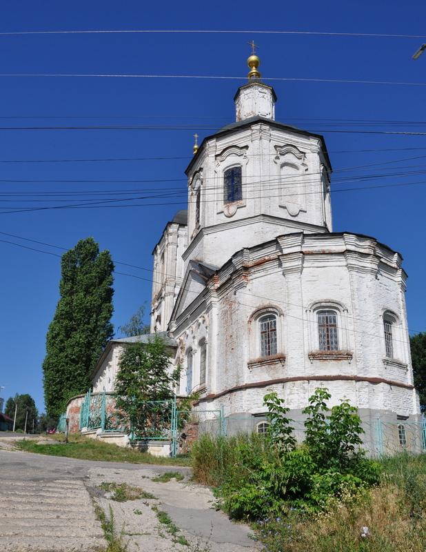храм Введения Пресвятой Богородицы во храм, Елец