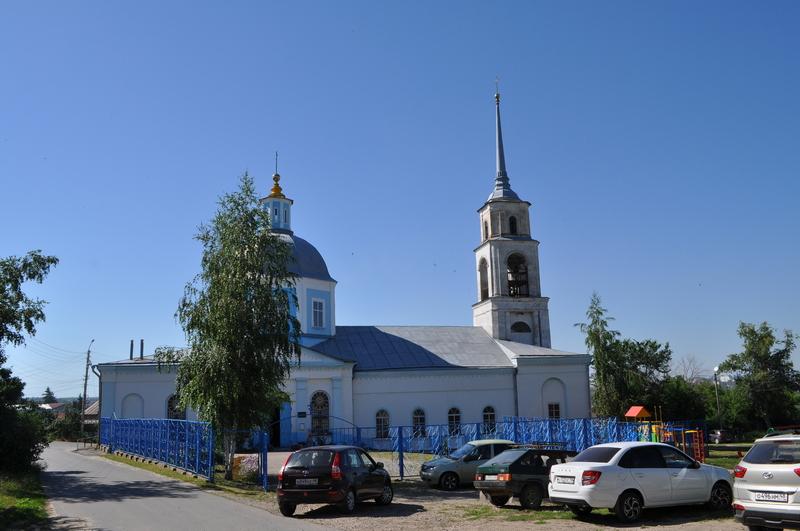 Храм Рождества Пресвятой Богородицы, Елец