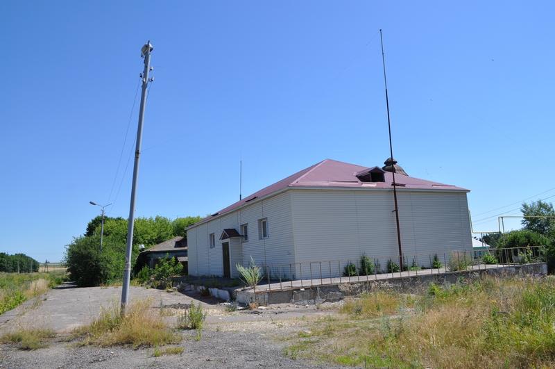 Станция Талица-Елецкая ЮВЖД