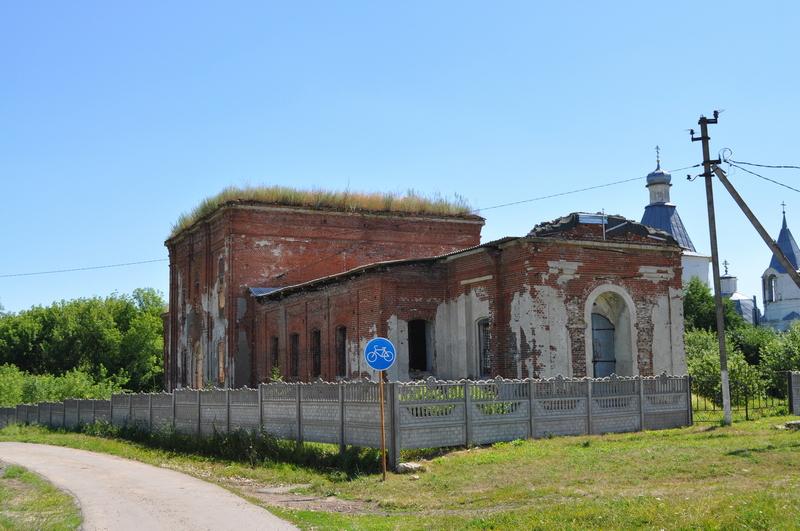 Храм Троицы Живоначальной, Талица