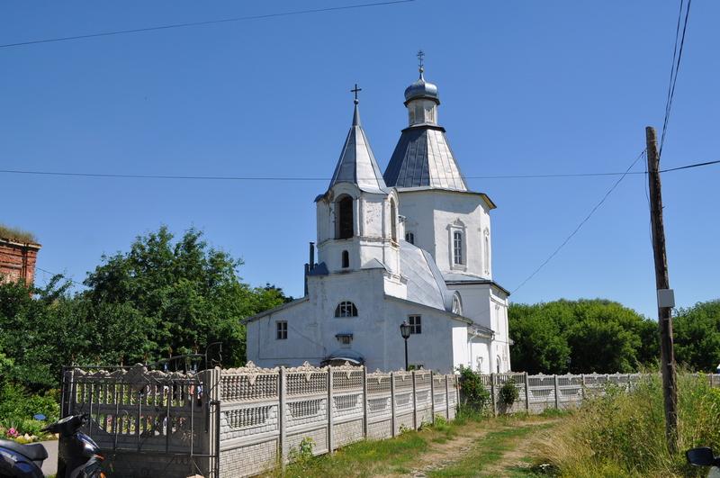 Церковь Казанской иконы Божией Матери, Талица