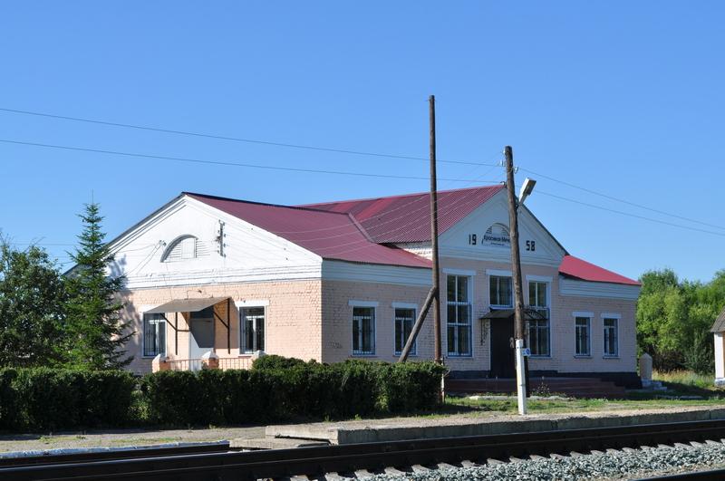 Станция Красивая Меча, ЮВЖД