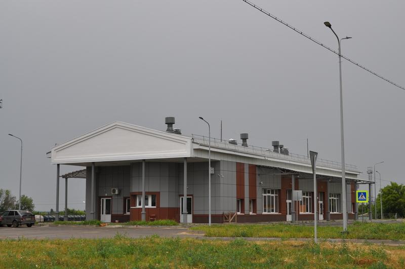Вокзал станции Лебедянь