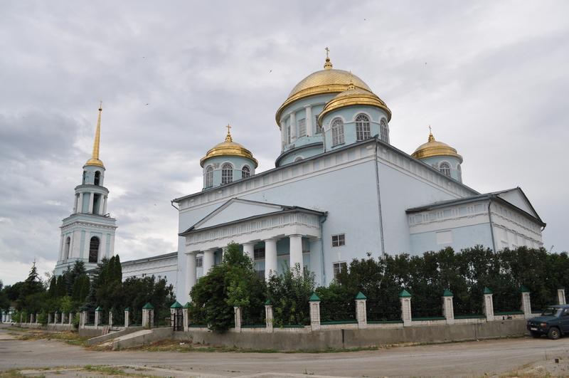 Кафедральный Собор Казанской Иконы Божией Матери, Лебедянь