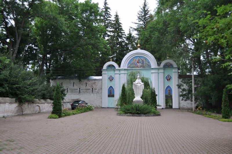 Свято-Троицкий епархиальный женский монастырь, Лебедянь