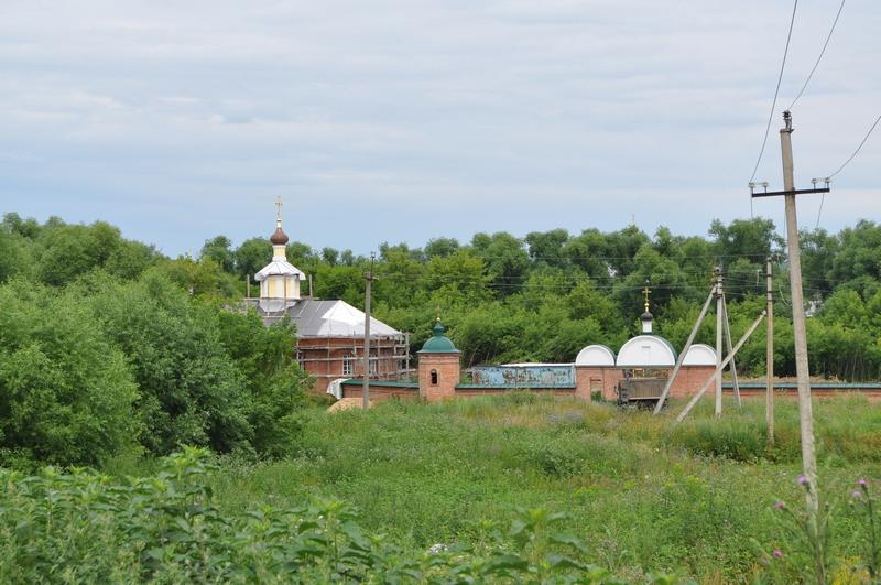 Покровский монастырь, Данков