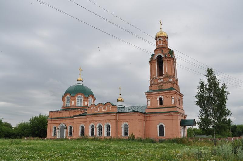 Храм Троицы Живоначальной, Малинки
