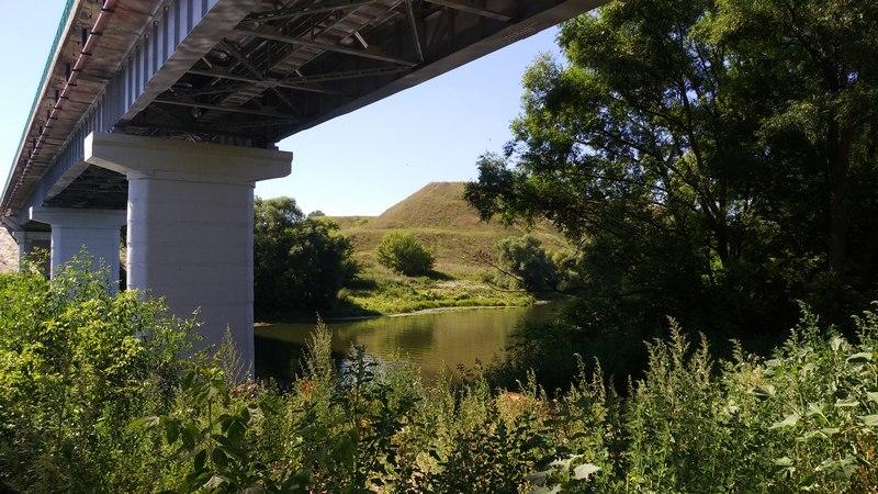 Мост через Дон в Лесках