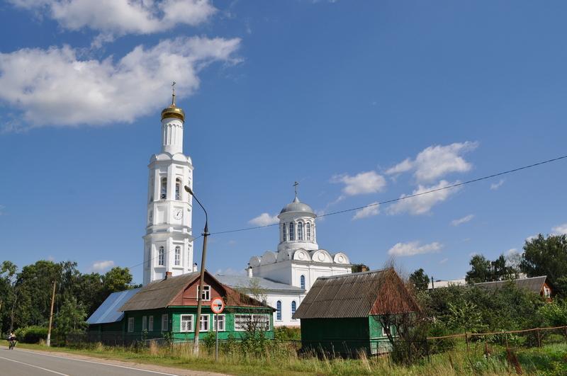 Церковь Спаса Нерукотворного Образа в Ивашкове