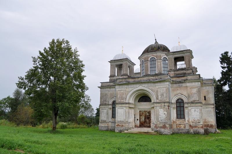 Церковь Успения Пресвятой Богородицы в Родне