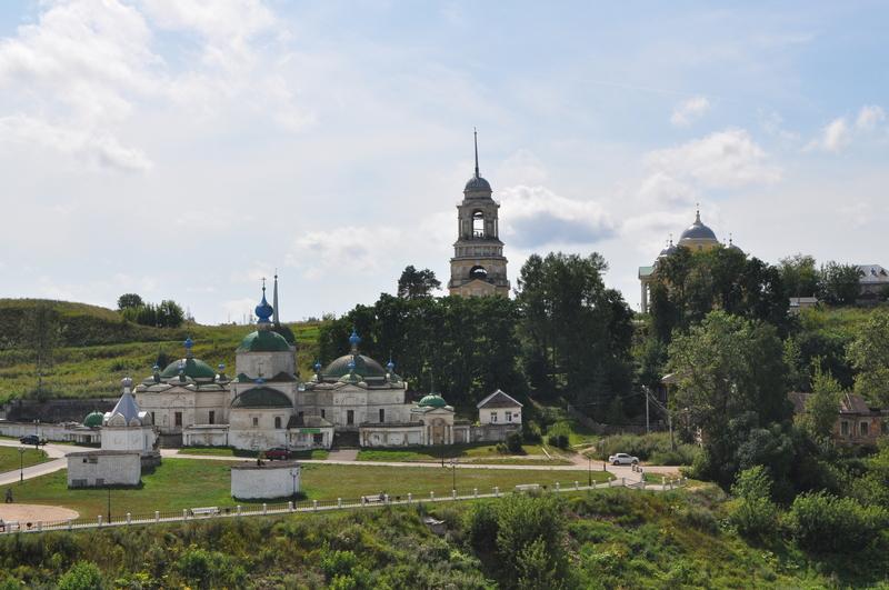 Храм Рождества Пресвятой Богородицы, кремль в Старице