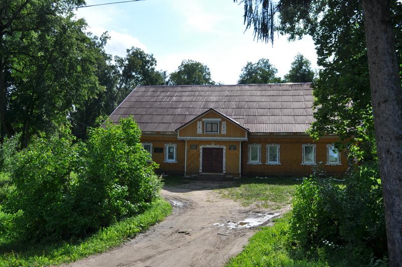 Бибилиотека в Братково