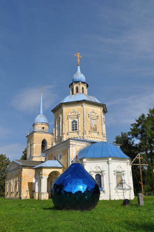 Церковь Успения Пресвятой Богородицы в Берново