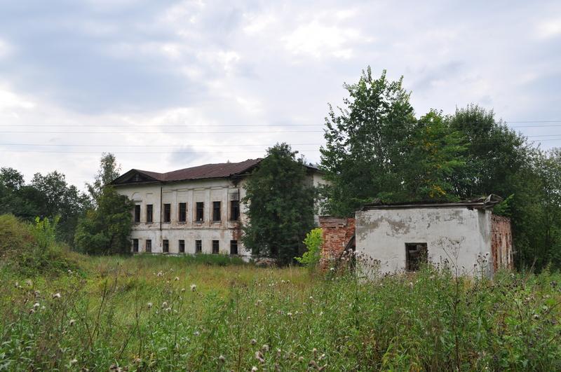 Усадьба Щербово