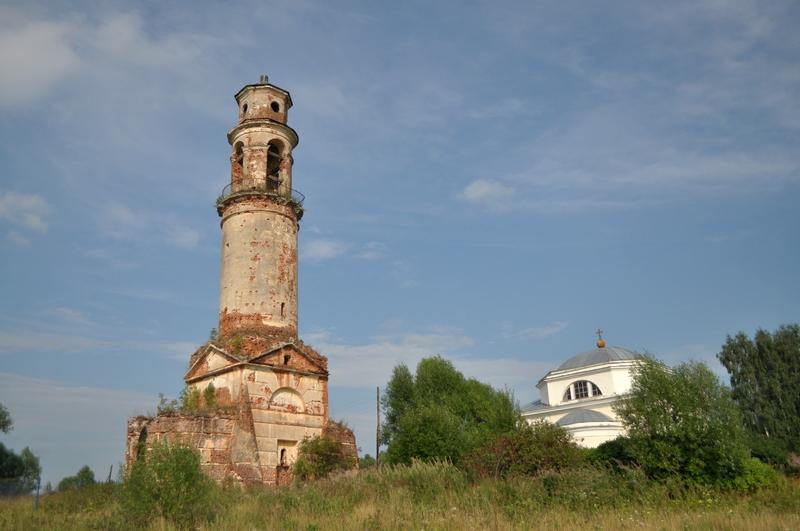 Церковь Казанской иконы Божией Матери в Арпачеве