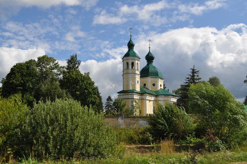 Храм Иоанна Богослова в Торжке