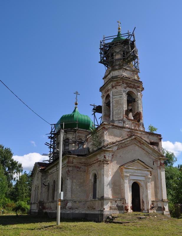 Вознесенская церковь, Торжок