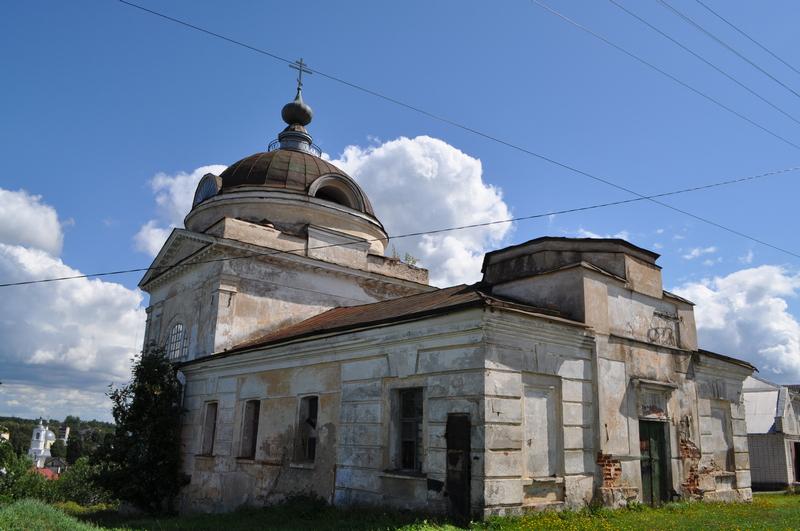 Храм Воскресения Христова в Торжке