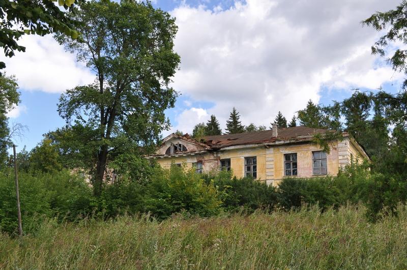 Главный корпус Путевого дворца в Торжке