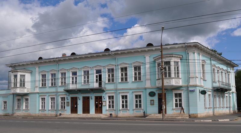 Гостиница Пожарского в Торжке