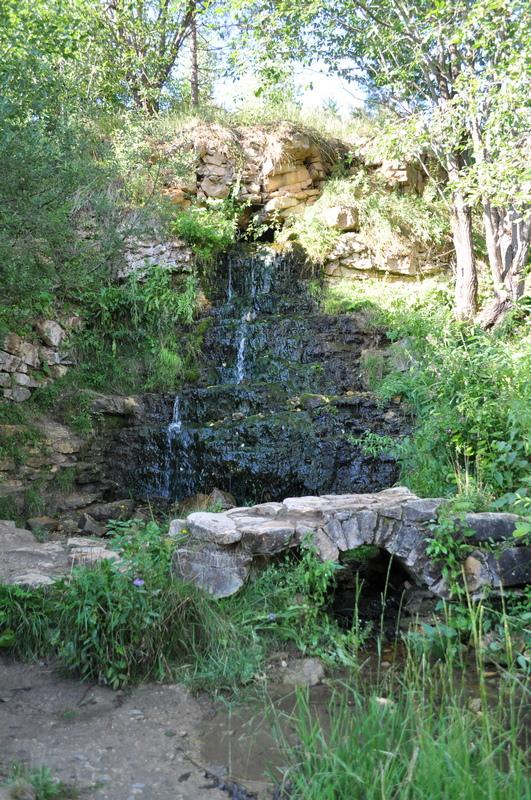 Водопад возле Внуково, Паники