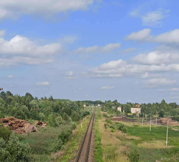 Станция Старица