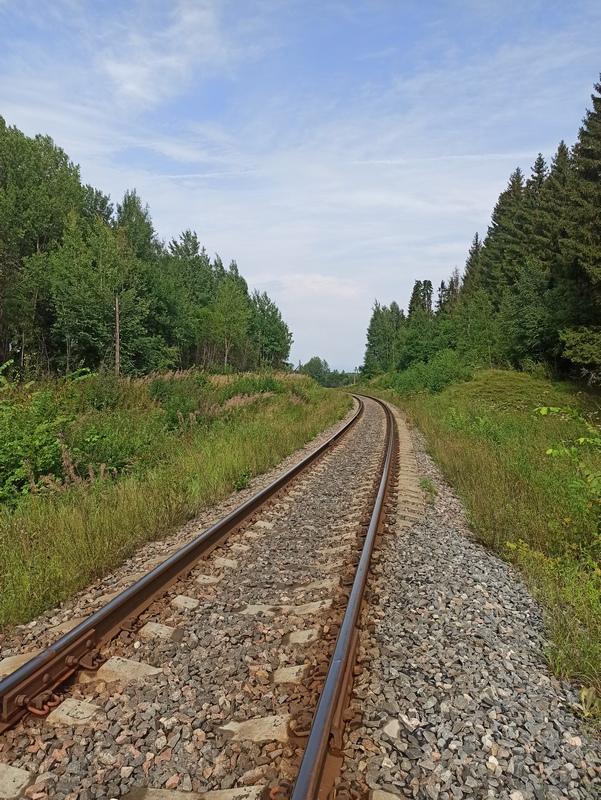 Перегон Кувшново - Торжок