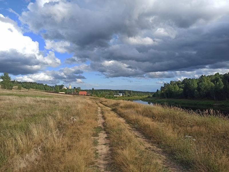 Деревня Спасс